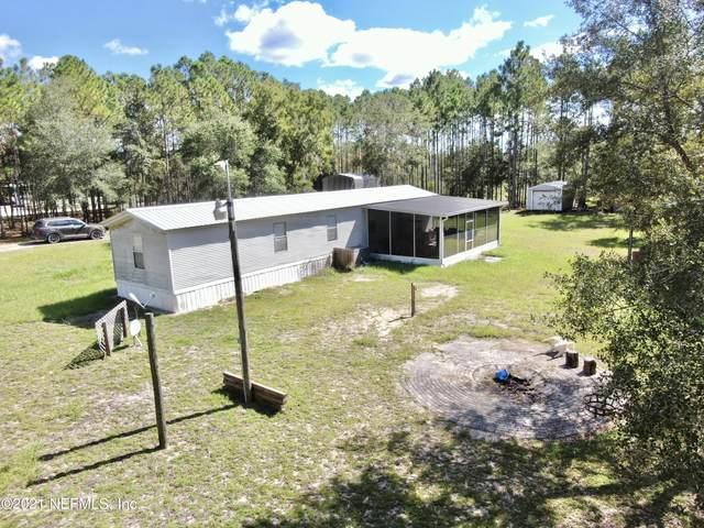 1022 SW 623RD St, Steinhatchee, FL 32359 (MLS #1135913) :: The Hanley Home Team