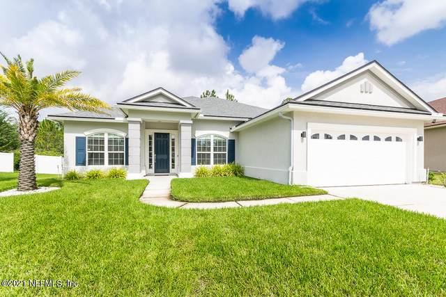 279 Spring Creek Way, St Augustine, FL 32095 (MLS #1135918) :: The Huffaker Group