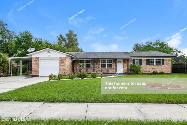 1127 Willow Ln, Orange Park, FL 32073 (MLS #1135928) :: Bridge City Real Estate Co.