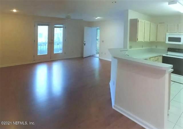 13715 Richmond Park Dr #102, Jacksonville, FL 32224 (MLS #1135932) :: Olde Florida Realty Group