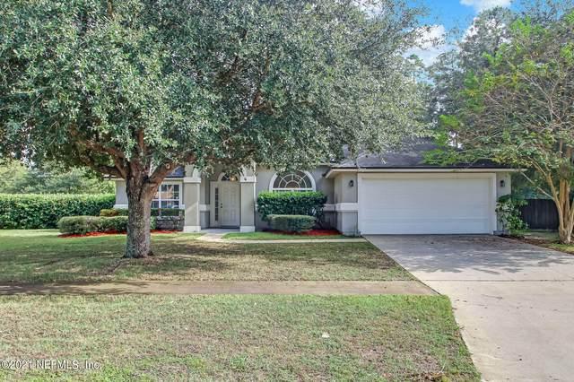 579 Martin Lakes Dr S, Jacksonville, FL 32220 (MLS #1135938) :: The Huffaker Group