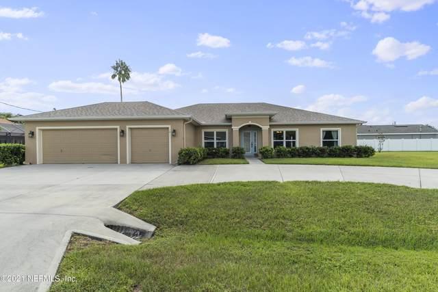 10 Creek Ct, Palm Coast, FL 32137 (MLS #1135950) :: The Hanley Home Team