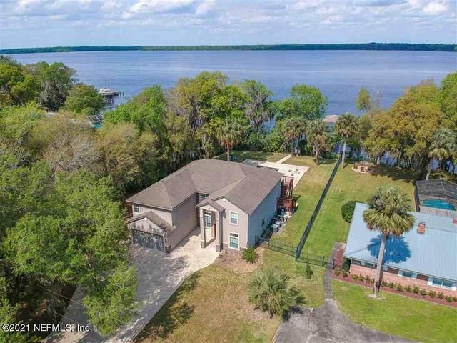 100 Riverview Dr, East Palatka, FL 32131 (MLS #1135972) :: Century 21 St Augustine Properties