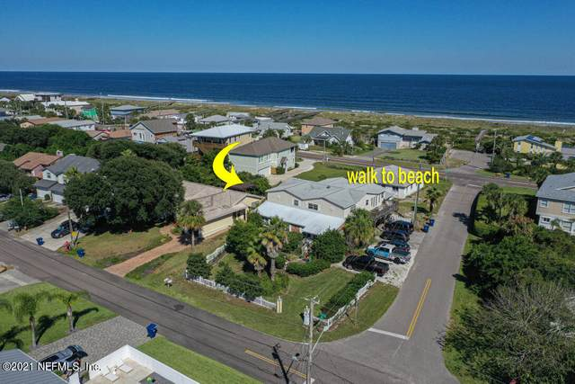 2870 1ST Ave, Fernandina Beach, FL 32034 (MLS #1136005) :: Ponte Vedra Club Realty