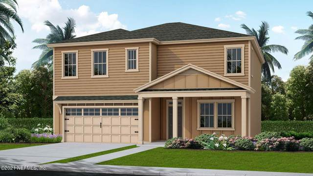 86723 Nassau Crossing Way, Yulee, FL 32097 (MLS #1136025) :: The Perfect Place Team
