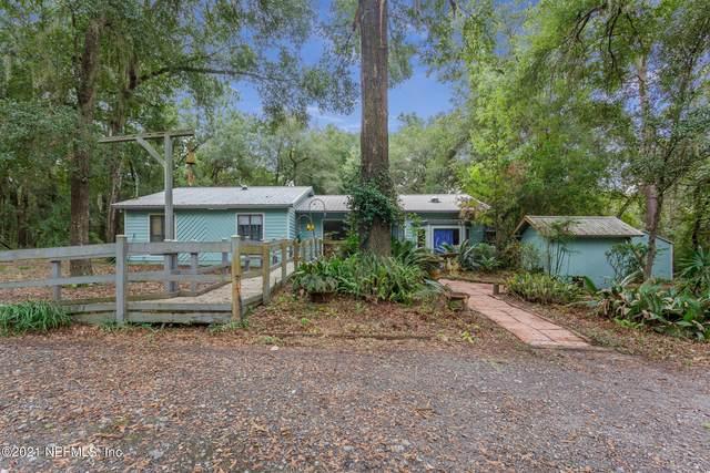 604 SE 58TH St, Keystone Heights, FL 32656 (MLS #1136035) :: The Huffaker Group