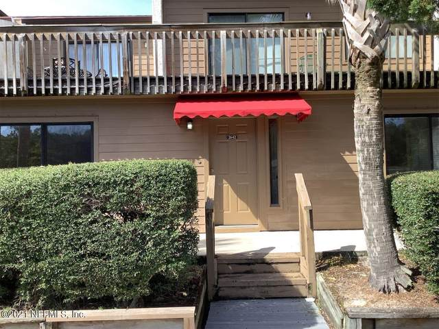 2642 Forest Ridge Dr E-2, Fernandina Beach, FL 32034 (MLS #1136048) :: Momentum Realty