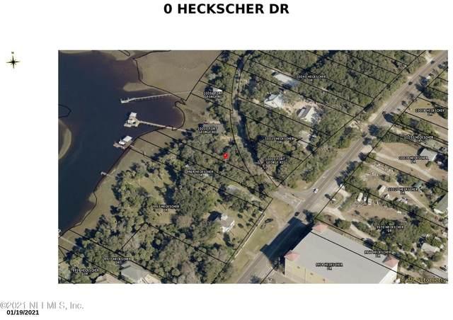 0 Heckscher Dr #0, Jacksonville, FL 32226 (MLS #1136071) :: The Cotton Team 904