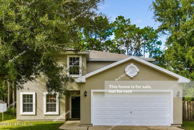 54 Llama Trl, Palm Coast, FL 32164 (MLS #1136089) :: The Hanley Home Team