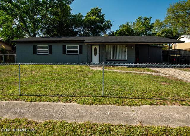 7815 Jaguar Dr, Jacksonville, FL 32244 (MLS #1136090) :: Berkshire Hathaway HomeServices Chaplin Williams Realty