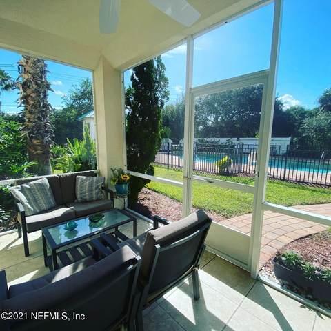 931 A1a Beach Blvd #102, St Augustine, FL 32080 (MLS #1136091) :: The Hanley Home Team