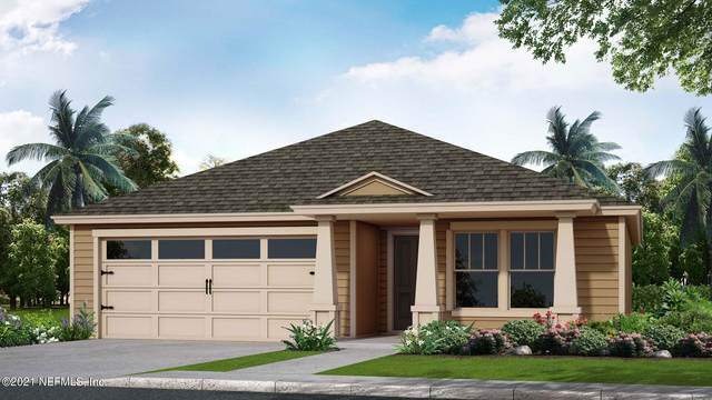 75025 Trestle Ct, Yulee, FL 32097 (MLS #1136125) :: Military Realty