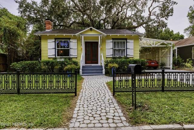 25 Dufferin St, St Augustine, FL 32084 (MLS #1136133) :: Engel & Völkers Jacksonville