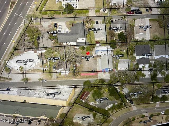 45-A Donner Rd, Atlantic Beach, FL 32233 (MLS #1136150) :: Park Avenue Realty