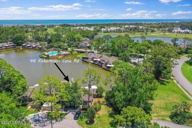 46 Fishermans Cove Rd, Ponte Vedra Beach, FL 32082 (MLS #1136176) :: The Cotton Team 904