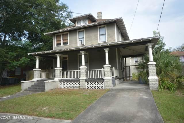 2141 Forbes St, Jacksonville, FL 32204 (MLS #1136205) :: The Hanley Home Team