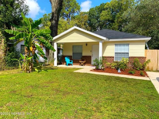3303 Broadway Ave, Jacksonville, FL 32254 (MLS #1136206) :: Ponte Vedra Club Realty