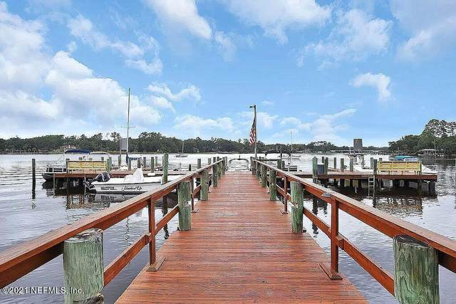 5811 Atlantic Blvd #40, Jacksonville, FL 32207 (MLS #1136216) :: The Impact Group with Momentum Realty