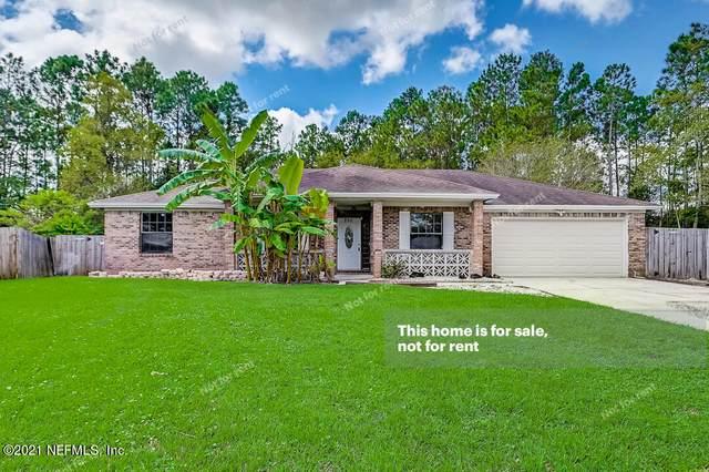 222 Hickory Hollow Dr S, Jacksonville, FL 32225 (MLS #1136233) :: The Huffaker Group