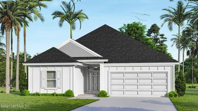 484-B Lakeshore Dr, St Augustine, FL 32095 (MLS #1136257) :: The Hanley Home Team