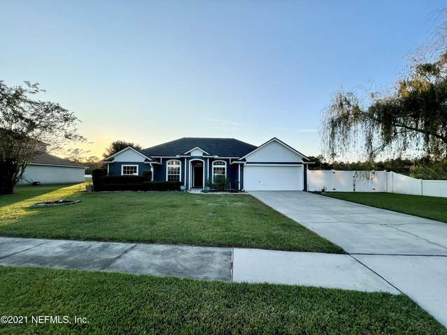 594 Independence Drive Dr, Macclenny, FL 32063 (MLS #1136262) :: The Impact Group with Momentum Realty