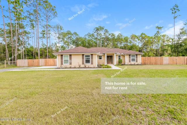 2409 Cosmos Ave, Middleburg, FL 32068 (MLS #1136270) :: Berkshire Hathaway HomeServices Chaplin Williams Realty