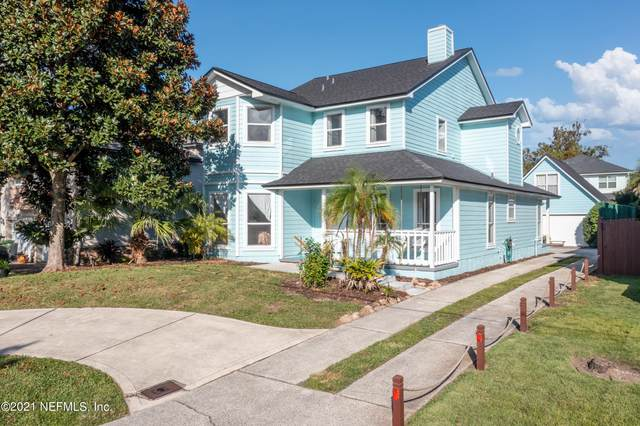 3853 Grande Blvd, Jacksonville Beach, FL 32250 (MLS #1136275) :: EXIT 1 Stop Realty