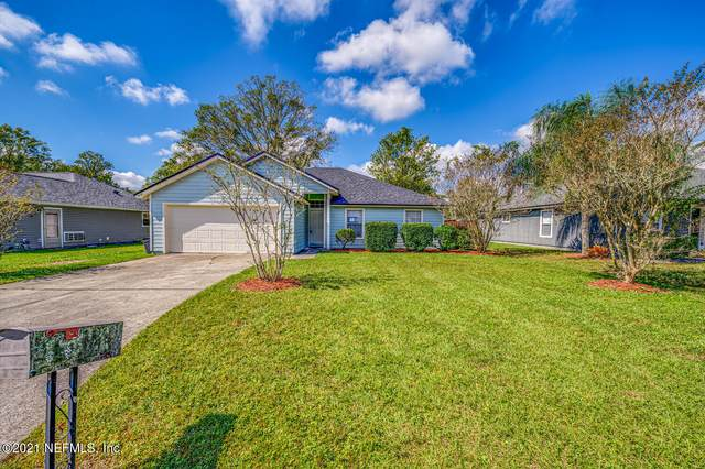 6670 Lana Ln, Jacksonville, FL 32244 (MLS #1136279) :: The Every Corner Team