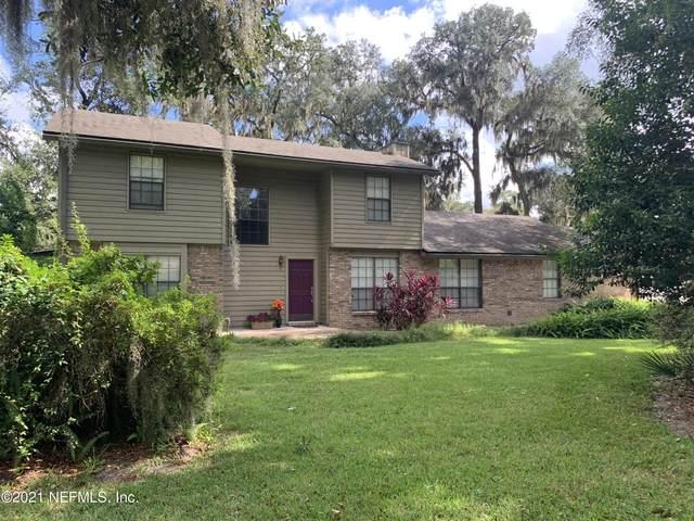 3419 Lullwater Ln, Orange Park, FL 32073 (MLS #1136313) :: EXIT Inspired Real Estate