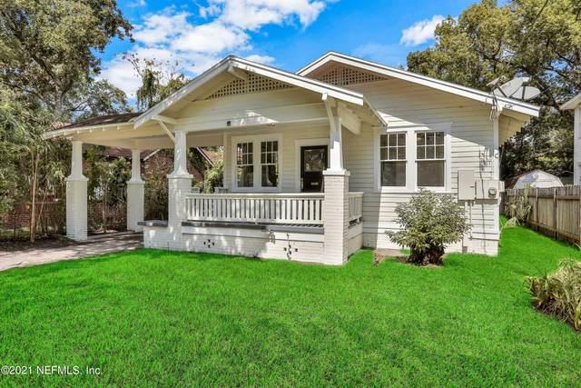 2343 Ernest St, Jacksonville, FL 32204 (MLS #1136343) :: EXIT Real Estate Gallery
