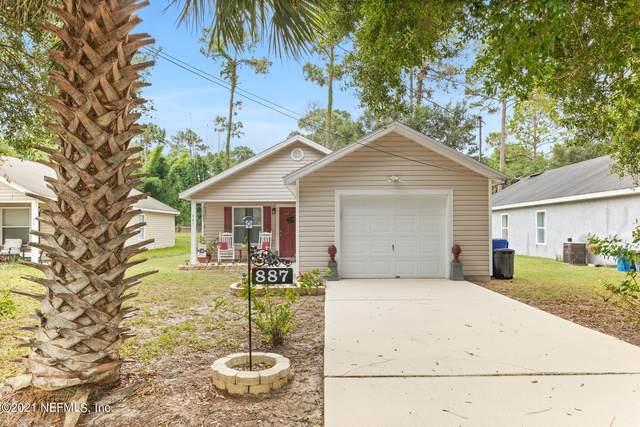 887 Ervin St, St Augustine, FL 32084 (MLS #1136361) :: The Hanley Home Team