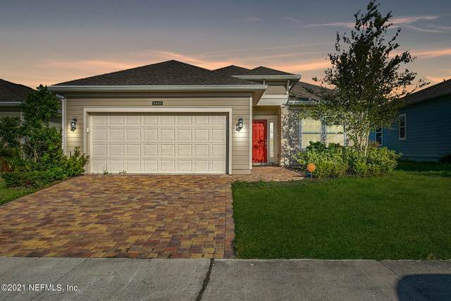1645 Mathews Manor Dr, Jacksonville, FL 32211 (MLS #1136404) :: Engel & Völkers Jacksonville