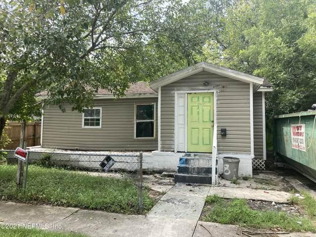 1508 W 33RD St, Jacksonville, FL 32209 (MLS #1136474) :: The Hanley Home Team