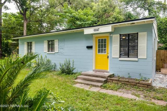 6847 Arthur Ct, Jacksonville, FL 32211 (MLS #1136478) :: Ponte Vedra Club Realty