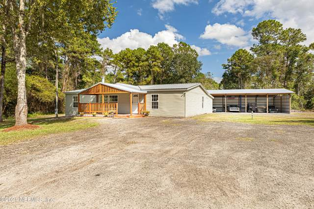 54 Bluebell Ave, Middleburg, FL 32068 (MLS #1136493) :: Berkshire Hathaway HomeServices Chaplin Williams Realty