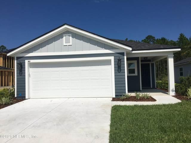 197 Meadow Ridge Dr, St Augustine, FL 32092 (MLS #1136564) :: The Volen Group, Keller Williams Luxury International