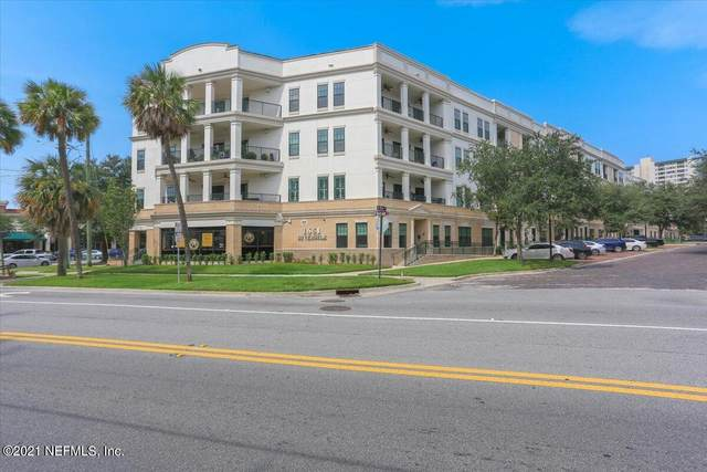 1661 Riverside Ave #213, Jacksonville, FL 32204 (MLS #1136568) :: The Huffaker Group
