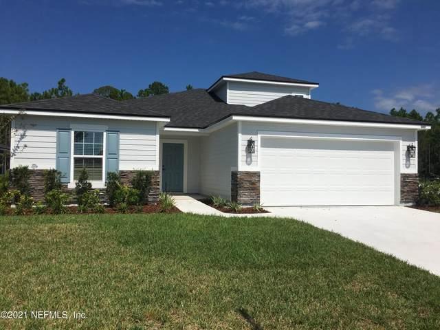 207 Meadow Ridge Dr, St Augustine, FL 32092 (MLS #1136584) :: The Volen Group, Keller Williams Luxury International