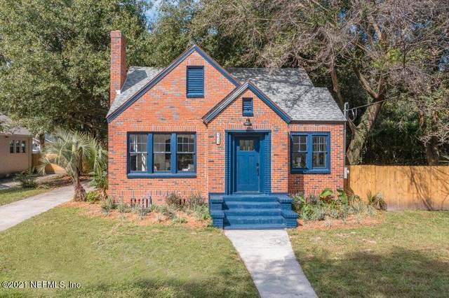 4615 Sappho Ave, Jacksonville, FL 32205 (MLS #1136616) :: Olde Florida Realty Group