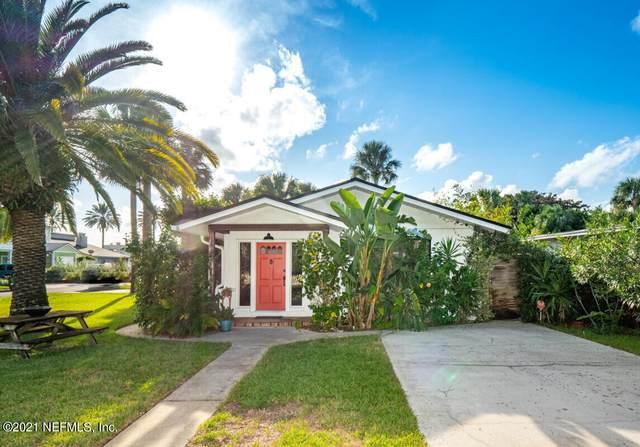 532 2ND St, Neptune Beach, FL 32266 (MLS #1136619) :: The Huffaker Group