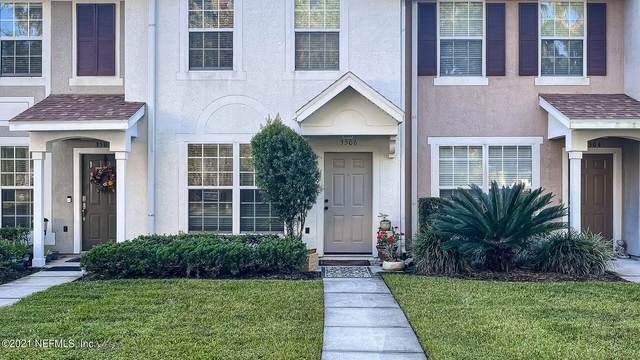 3506 Twisted Tree Ln, Jacksonville, FL 32216 (MLS #1136627) :: The Huffaker Group