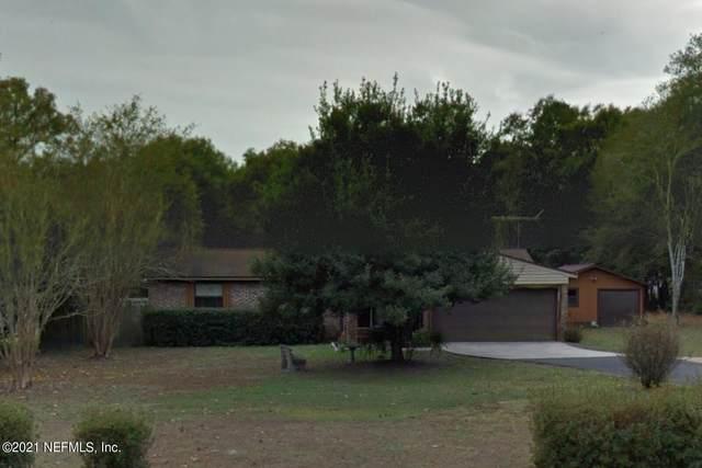 7086 Woodlawn Rd, Macclenny, FL 32063 (MLS #1136634) :: Noah Bailey Group