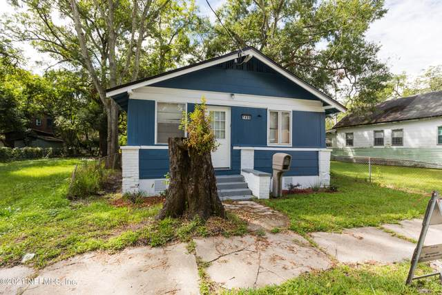 1488 W 5TH St, Jacksonville, FL 32209 (MLS #1136635) :: EXIT Inspired Real Estate