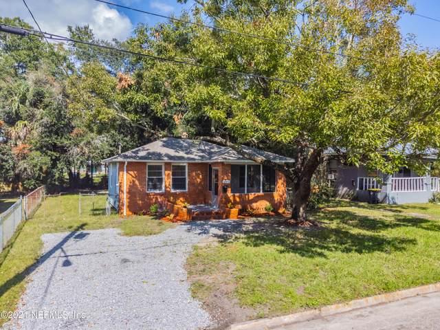 833 W 29TH St, Jacksonville, FL 32209 (MLS #1136636) :: Engel & Völkers Jacksonville
