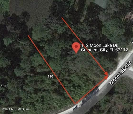 112 Moon Lake Dr, Crescent City, FL 32112 (MLS #1136654) :: Engel & Völkers Jacksonville