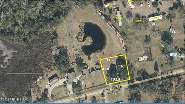 U/A W Lawrence Ln, Fernandina Beach, FL 32034 (MLS #1136689) :: Century 21 St Augustine Properties