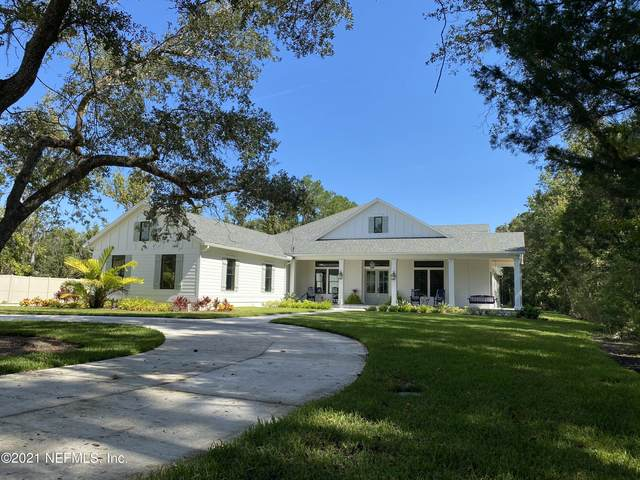4694 Palm Valley Rd, Ponte Vedra Beach, FL 32082 (MLS #1136696) :: The Collective at Momentum Realty