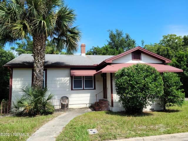 515 E 60TH St, Jacksonville, FL 32208 (MLS #1136718) :: Engel & Völkers Jacksonville