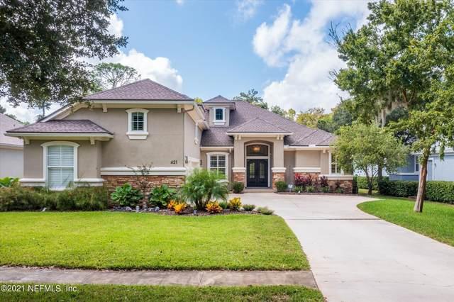 621 Treehouse Cir, St Augustine, FL 32095 (MLS #1136752) :: The Hanley Home Team