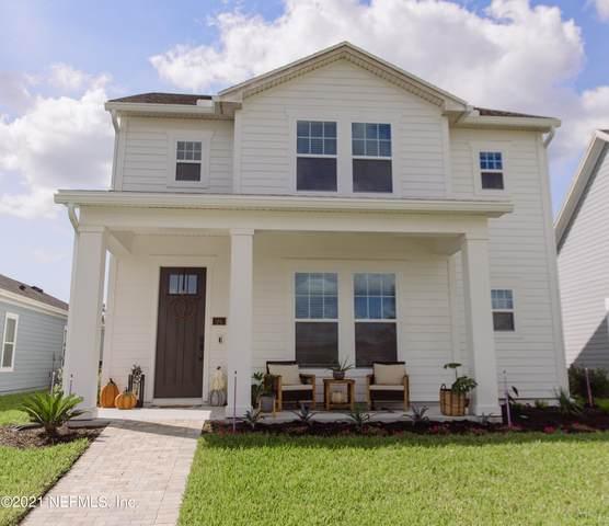 75 Gilchrist Way, St Augustine, FL 32092 (MLS #1136755) :: Engel & Völkers Jacksonville